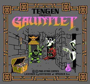 Gauntlet-title