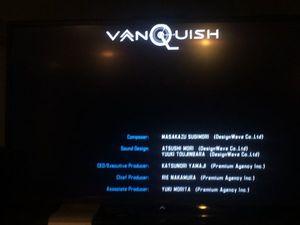 Vanquish-end