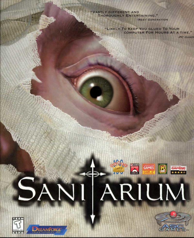 Sanitarium-cover