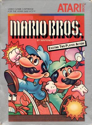 A2600-Mario Bros