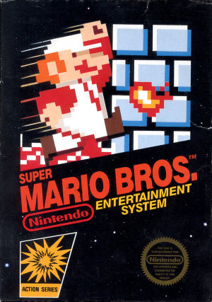 NES-Super Mario Bros