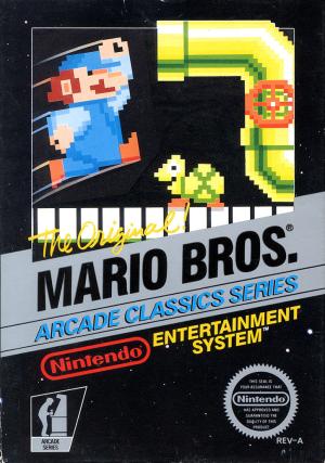 NES-Mario Bros