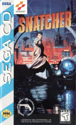 Snatcher-cover