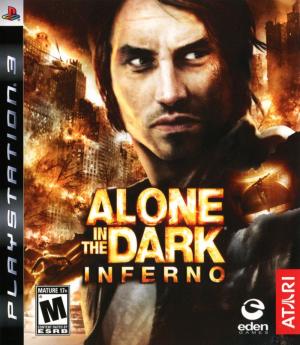 PS3-Alone in the Dark Inferno